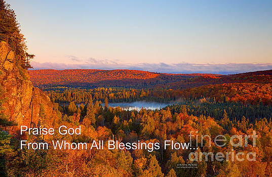Praise God From Whom All Blessings Flow by Wayne Moran
