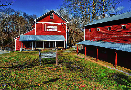 Praters Mill 002 by George Bostian