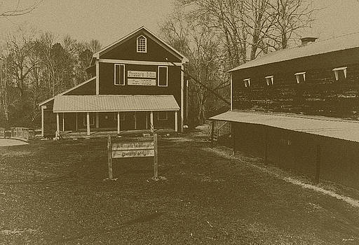 Praters Mill 002 old time by George Bostian