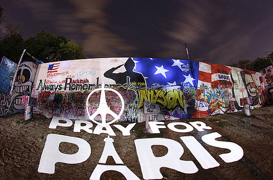 Pray For Paris by Andrew Nourse