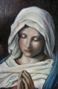 Prayer by Sorin Apostolescu
