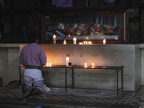 Kurt Van Wagner - Prayer Time Guatemala