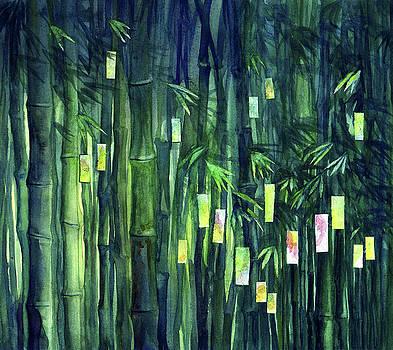Prayer Tree III by Janet Chui