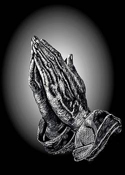 Praying Hands by Ron Chambers