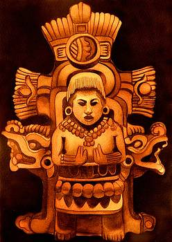 Pre Columbian Series by Susan Santiago
