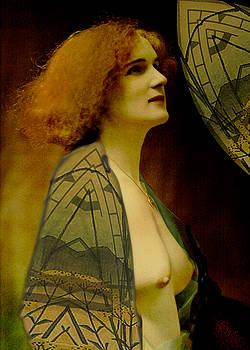 Pre-Raphaelite Beauty by Sarah Vernon