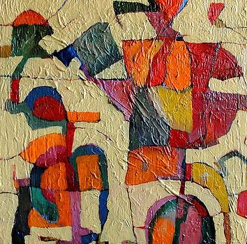 Precarious Balance by Bernard Goodman