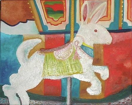 Precious bunny by Rebecca Jackson