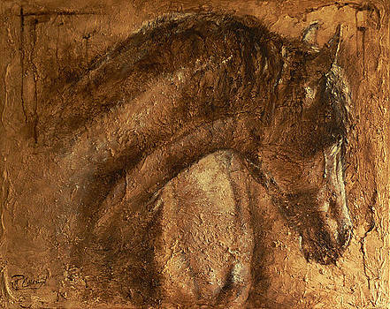 Precious by Paula Collewijn -  The Art of Horses