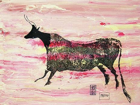 Roberto Prusso - prehistoric cave painting 3