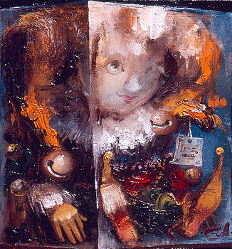 Present by Gia Chikvaidze