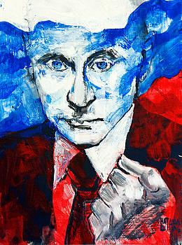 President Putin by Natalia Stahl