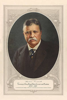 President Theodore Roosevelt - Rough Rider, Governor and President by War Is Hell Store