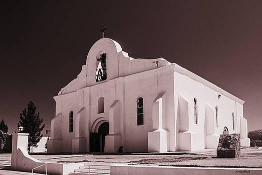 Allen Sheffield - Presidio Chapel San Elizario