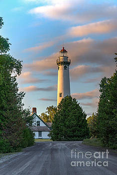 Presque Isle Lighthouse by Patrick Shupert