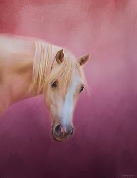 Michelle Wrighton - Pretty In Pink - Palomino Pony