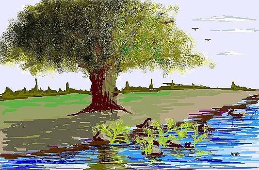 Prevent Trees by Amit Painter
