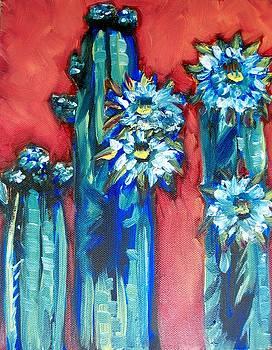 Prickly Sisters by Sheila Tajima