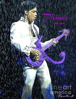 Prince 1958 - 2016 by Vannetta Ferguson