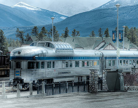 R J Ruppenthal - Prince Albert Park - VIA Dome Car