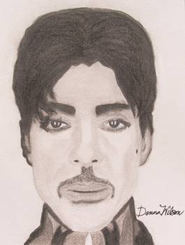 Prince The Singer by Donna Wilson