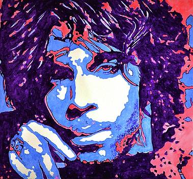 Prince - watercolors by Emhi Artem