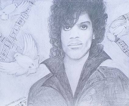 Prince When Doves Cry by Christy Saunders Church