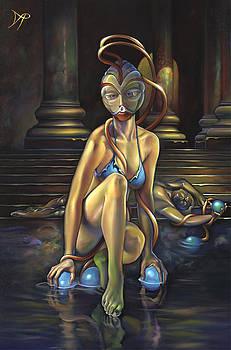 Princess Dejah Thoris of Helium by Patrick Anthony Pierson