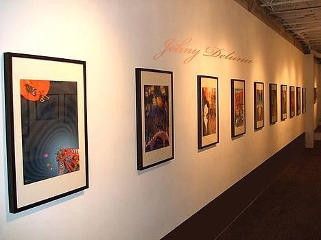 Print show in Toronto by Johny Deluna