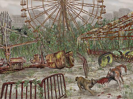 Pripyat Funfair by Jamison Smith
