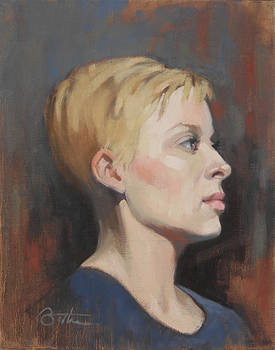 Profile of Sarah by Todd Baxter