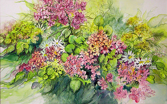 Profusion of Colors by Lois Mountz