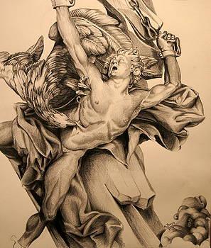 Prometheus by Kerry Burch