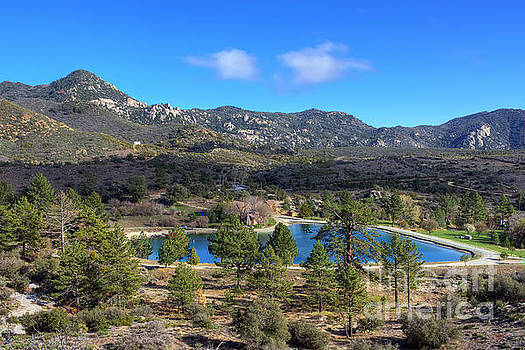 Promise Lake and Camp Scherman by Eddie Yerkish