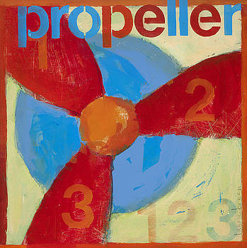 Propeller by Laurie Breen