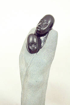 Protecting Mother by Sylvester Mubayi