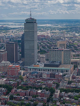 Prudential Tower Boston by Joshua House