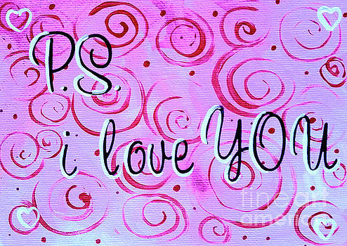 P.S. I Love You by Jackie Carpenter