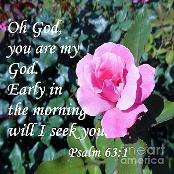 Psalm 63 by Eloise Schneider