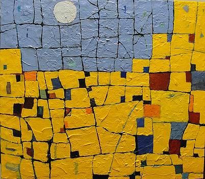 Pueblo Moon by Bernard Goodman