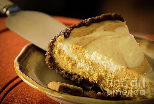 Pumpkin Pie Cheese Cake by Deborah Klubertanz