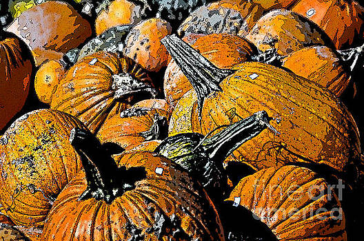 Pumpkin Sale  by Juls Adams
