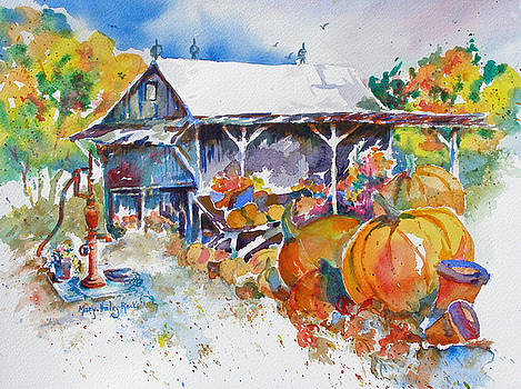 Pumpkin Time by Mary Haley-Rocks