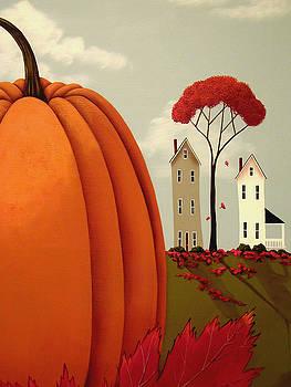 Pumpkin Valley by Catherine Holman