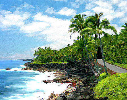 Kurt Van Wagner - Puna Coast Big Island Hawaii