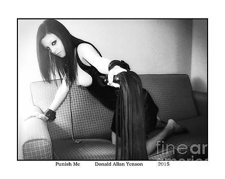 Punish Me by Donald Yenson