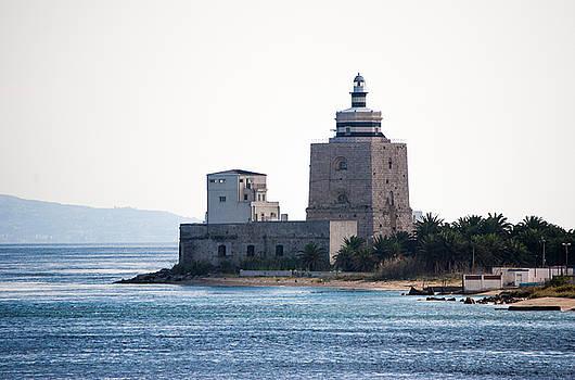 Punta San Raineri, Sicily, 2014 by Wayne Higgs