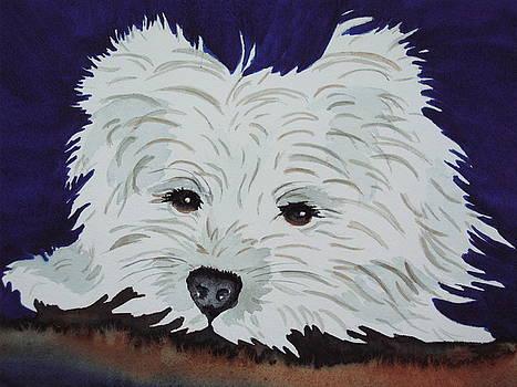 Puppy Dog by Smita Medpalliwar
