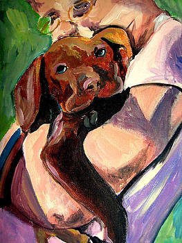 Puppy Love by Susan Gauthier