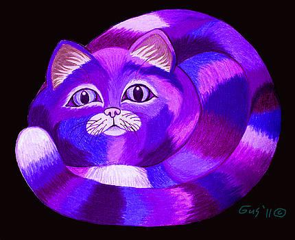 Nick Gustafson - Purple Cat